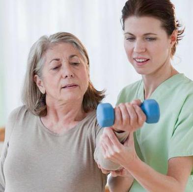 упражнения лфк после инсульта в домашних условиях