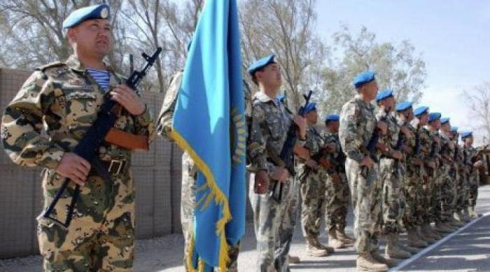 поздравления с днем защитника отечества в казахстане