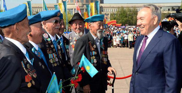 7 мая День защитника отечества в Казахстане