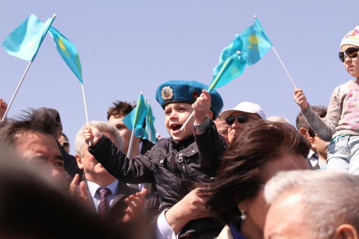 День защитников отечества в Казахстане фото