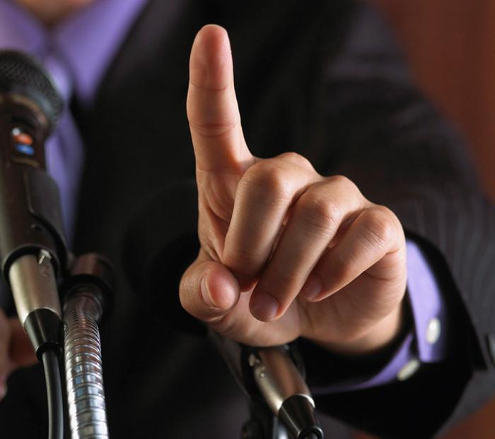 Как составить эффектную речь на 20 три февраля