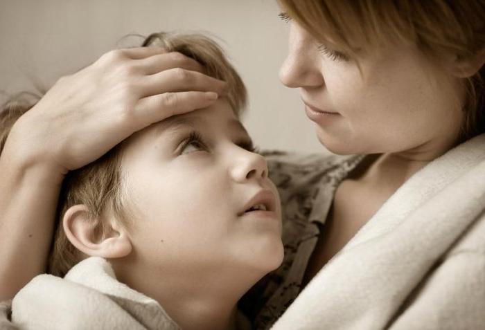 Рассказ про маму и сына 6 фотография