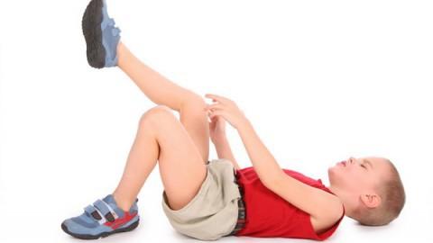 детский ревматизм ног