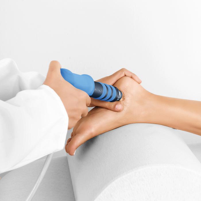 лечение пяточной шпоры ударно волновой терапией отзывы