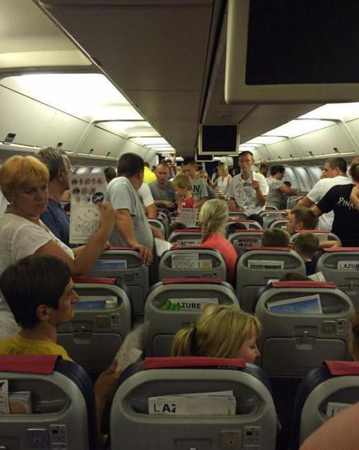 авиакомпании azur air