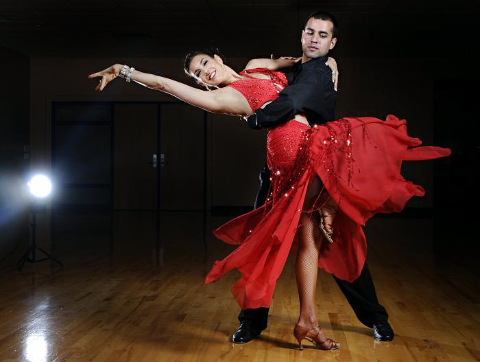 красивые поддержки в танцах