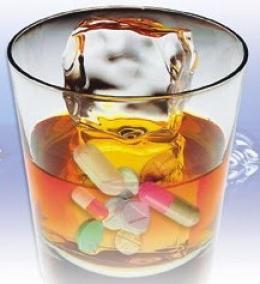 почему нельзя пить алкоголь с ...