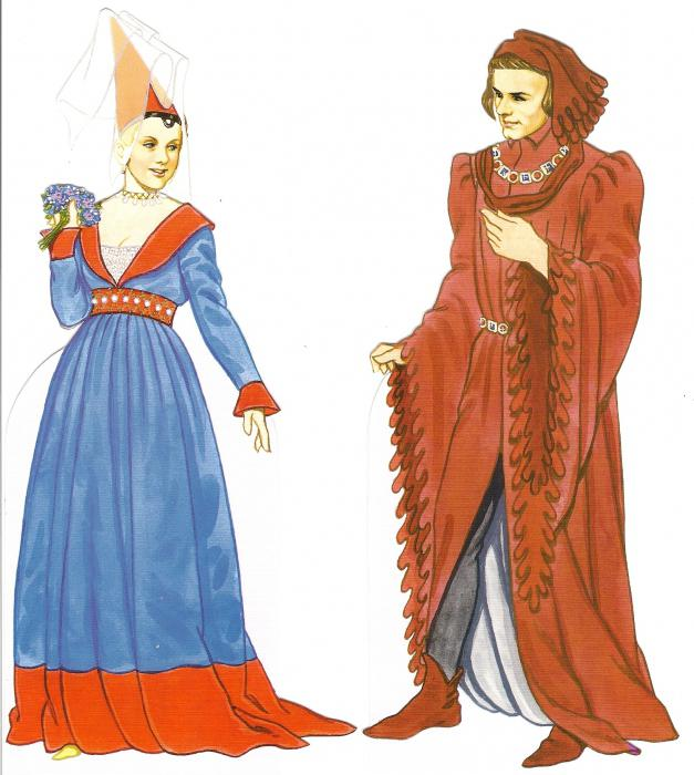 Fashion in the Middle Ages Middle Ages 68