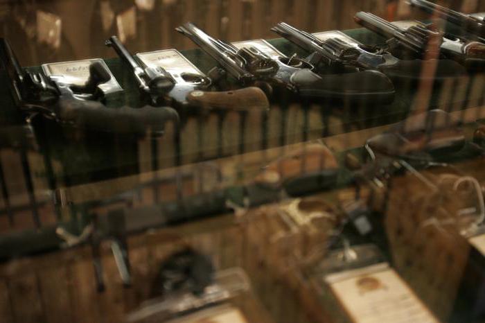 лицензия на приобретение оружие