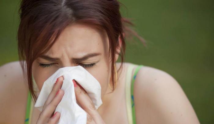 на что аллергия в марте у взрослого