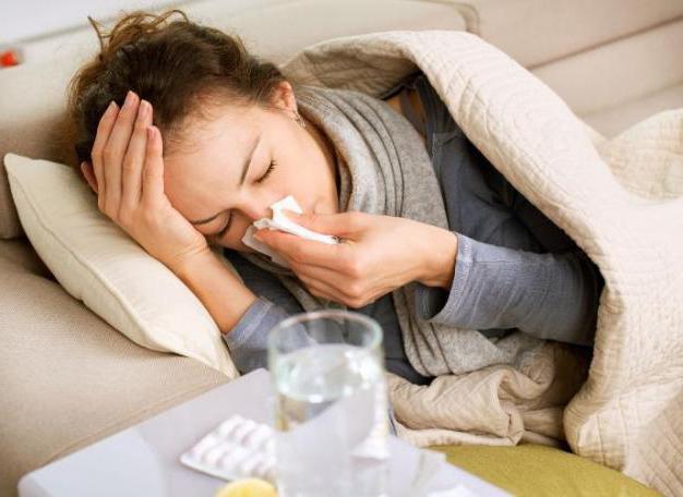 гипертония лечение народными средствами простуды