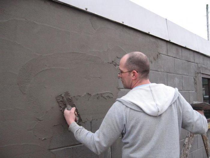 Какую штукатурку выбрать для выравнивания стен