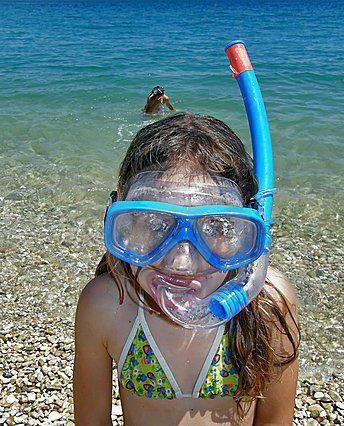 Как сделать маску для плавания