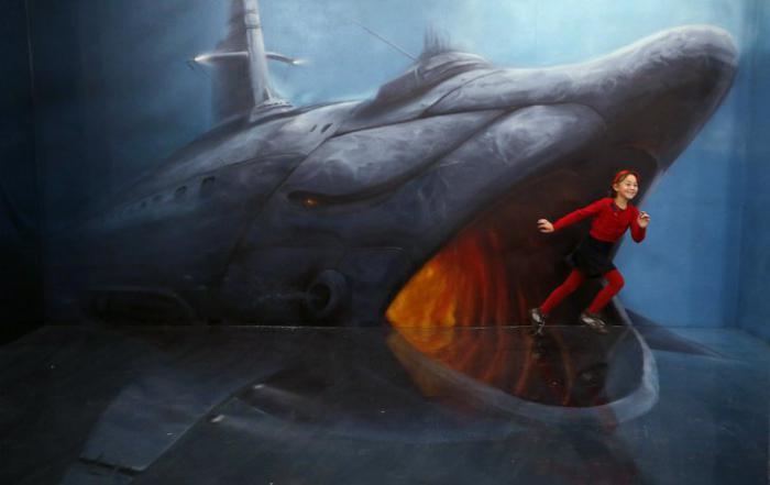 Музей иллюзий (СПб, Большая Морская, 5): часы работы