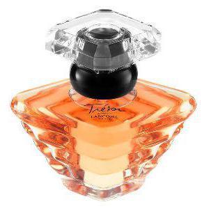 Духи Трезор (Ланком): описание аромата