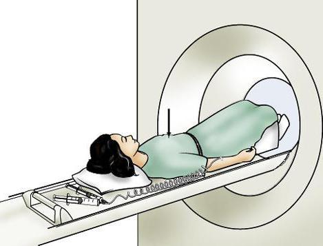 МРТ печени