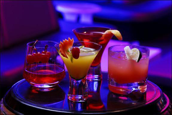 сделать алкогольный коктейль дома