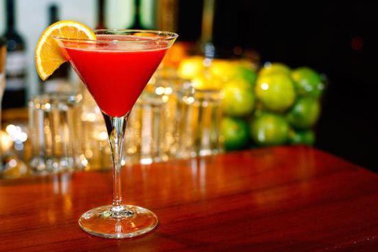 алкогольные коктейли дома рецепты