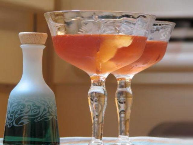 коктейли алкогольные дома