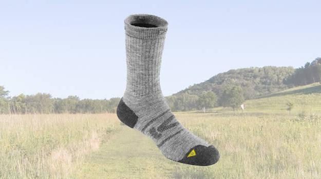 летние треккинговые носки