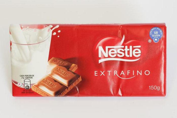 шоколад нестле молочный