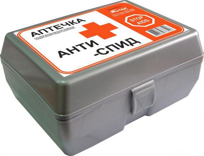 антиспид аптечка