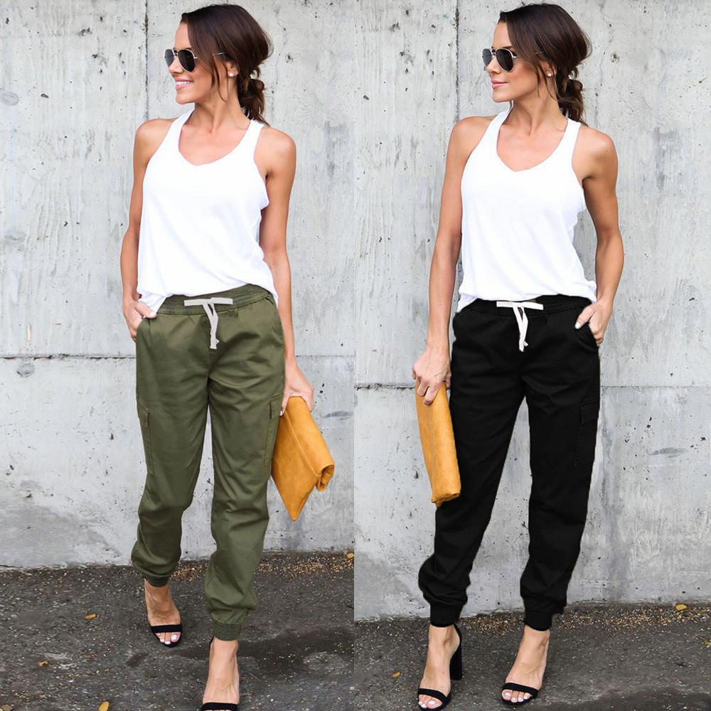 cargo pants female models