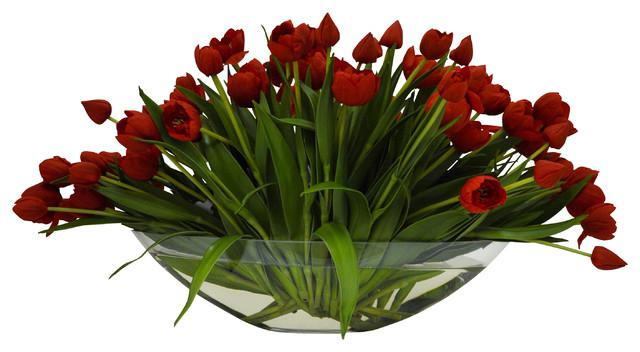 Как хранить срезанные тюльпаны чтобы