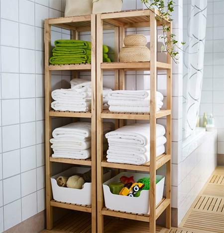 посылки сделать своими руками этажерку в ванную приготовить зимнюю