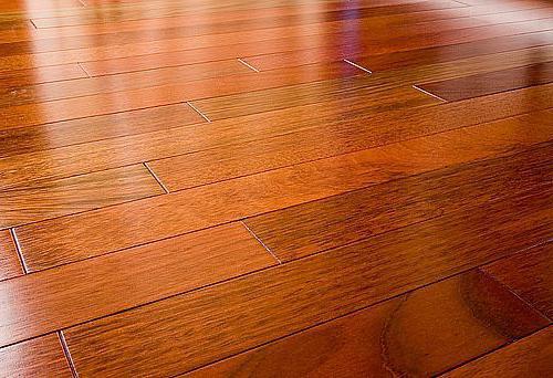 чем покрасить новый деревянный пол в доме