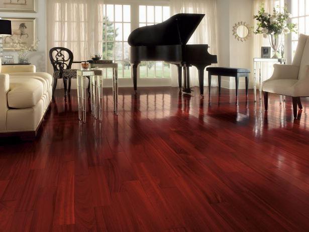 чем лучше покрасить деревянный пол в доме