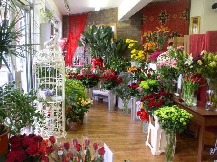 Где купить цветы в хабаровске на трехгорной, букеты