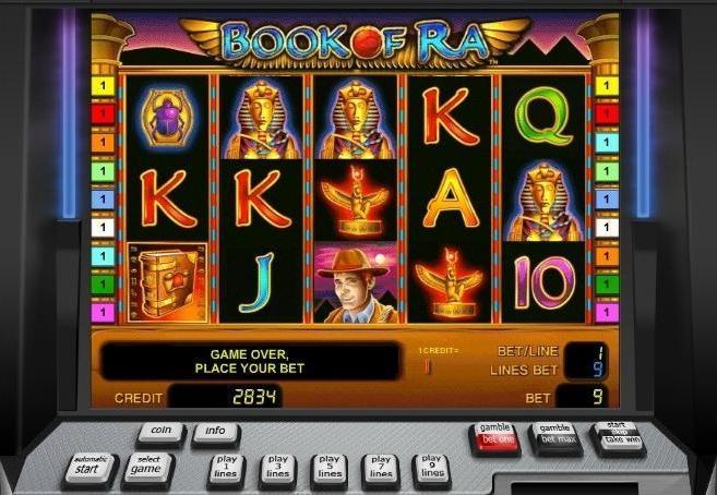 гейминатор казино играть