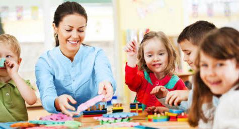 картинки воспитатель и ребенок