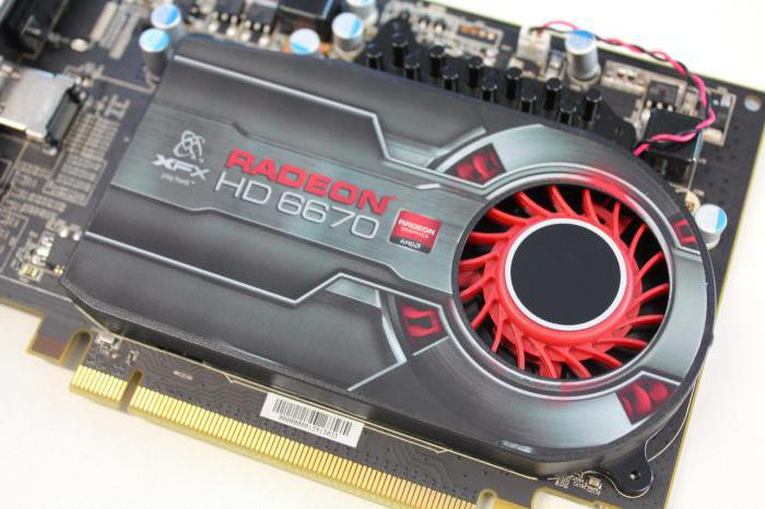 Видеокарта AMD Radeon HD 6670: отзывы, обзор, характеристики