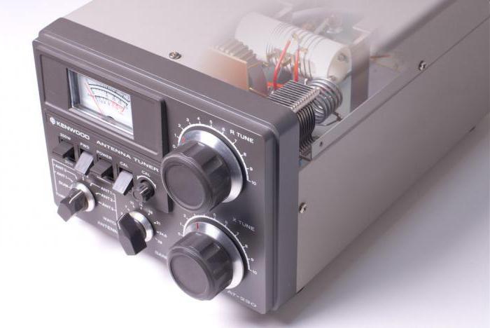 согласующее устройство для антенны длинный провод