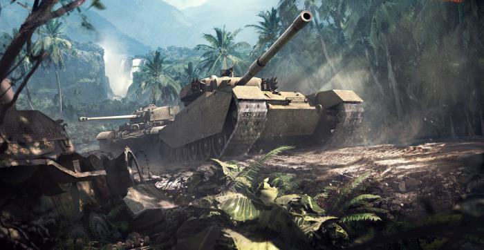 World of Tanks - прорыв отечественного игростроя. Как скачать World of Tanks?