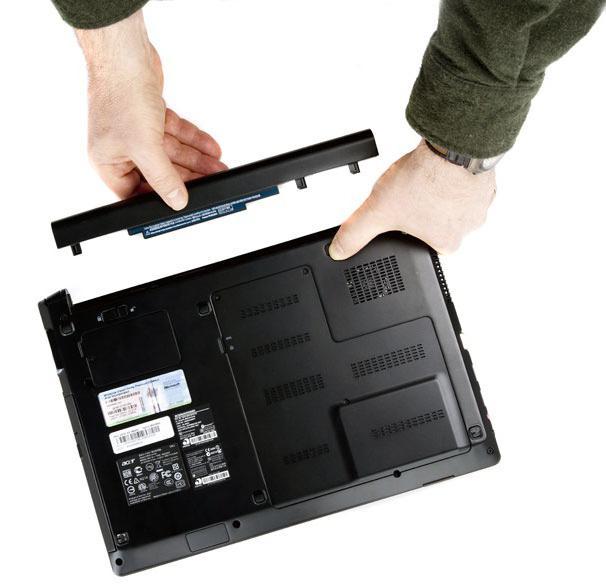 ремонт аккумулятора ноутбука своими руками