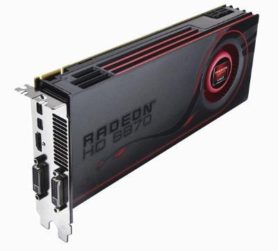 AMD Radeon HD 6870: характеристики, обзор, отзывы
