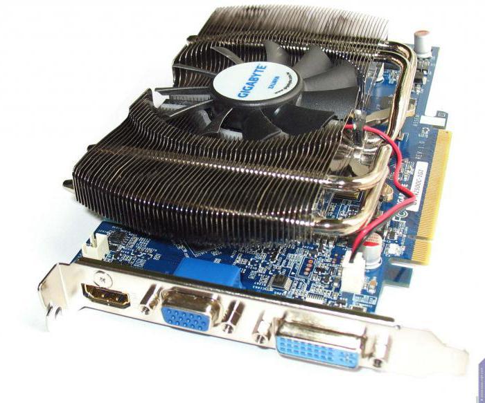 Видеокарта NVIDIA GeForce GTS 250: характеристики, обзор и отзывы