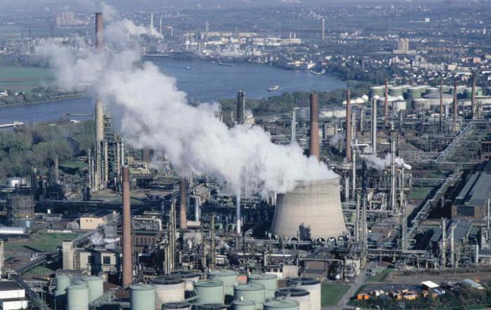 расчет экологического ущерба от загрязнения окружающей среды