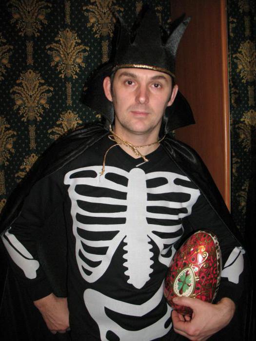 новогодний костюм кощей бессмертный своими руками
