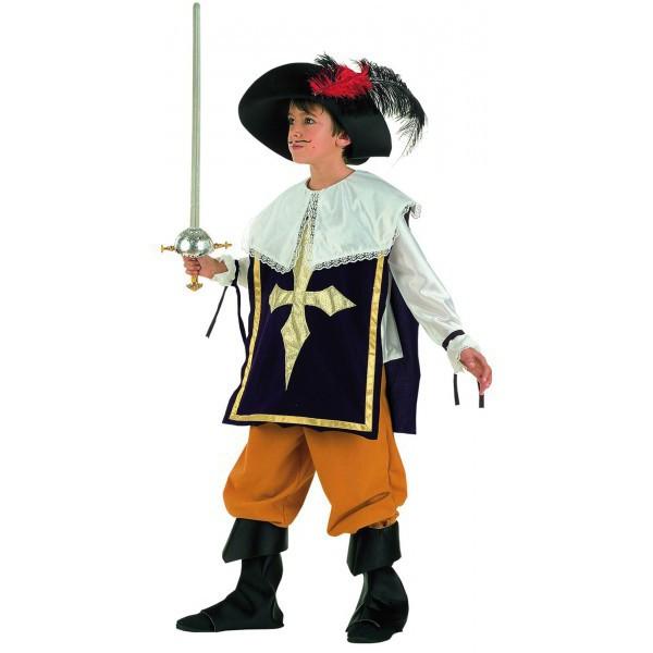 карнавальный костюм мушкетера для мальчика своими руками