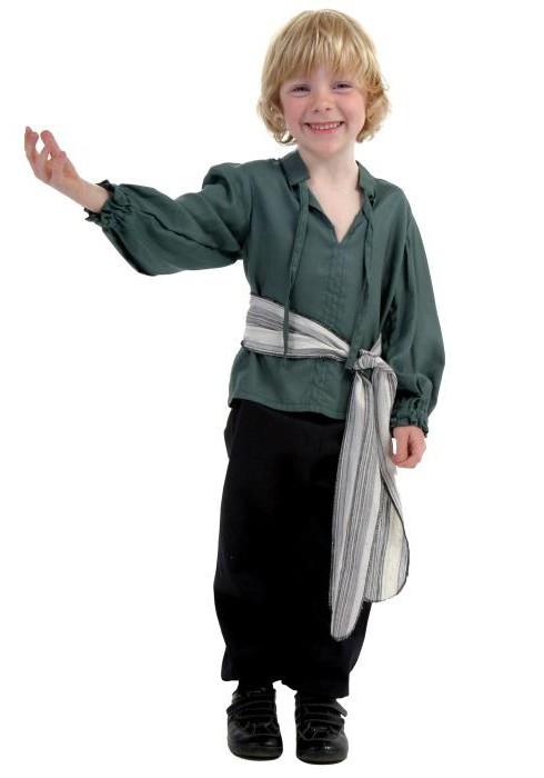 костюм цыгана своими руками