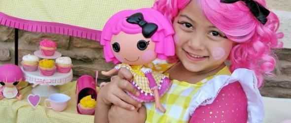 костюм куклы на новый год для девочки