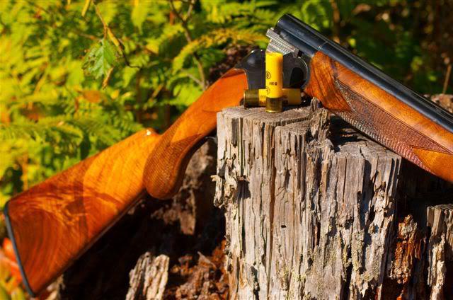 Турецкие ружья 12 калибра двустволки