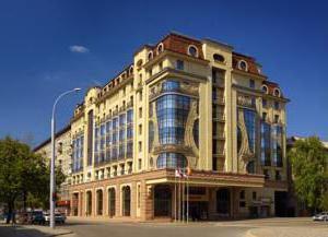 ресторан отеля марриотт новосибирск
