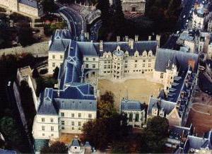 королевские замки франции