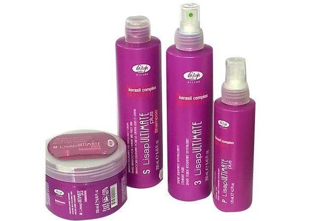 спрей гель для укладки волос