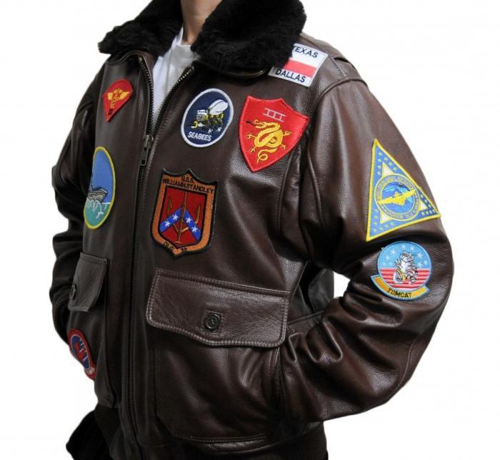 Куртка Пилот Кожа Купить В Москве